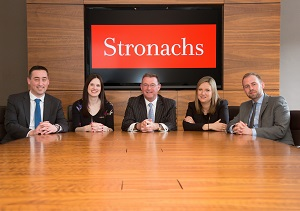 Stronachs strengthens with new partner appointments and promotions