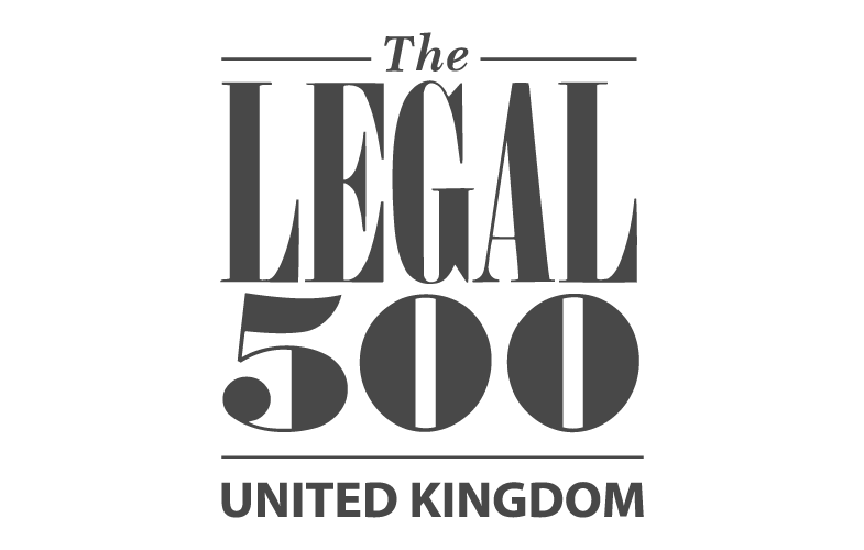 Stronachs LLP recognised by Legal 500 & Chambers