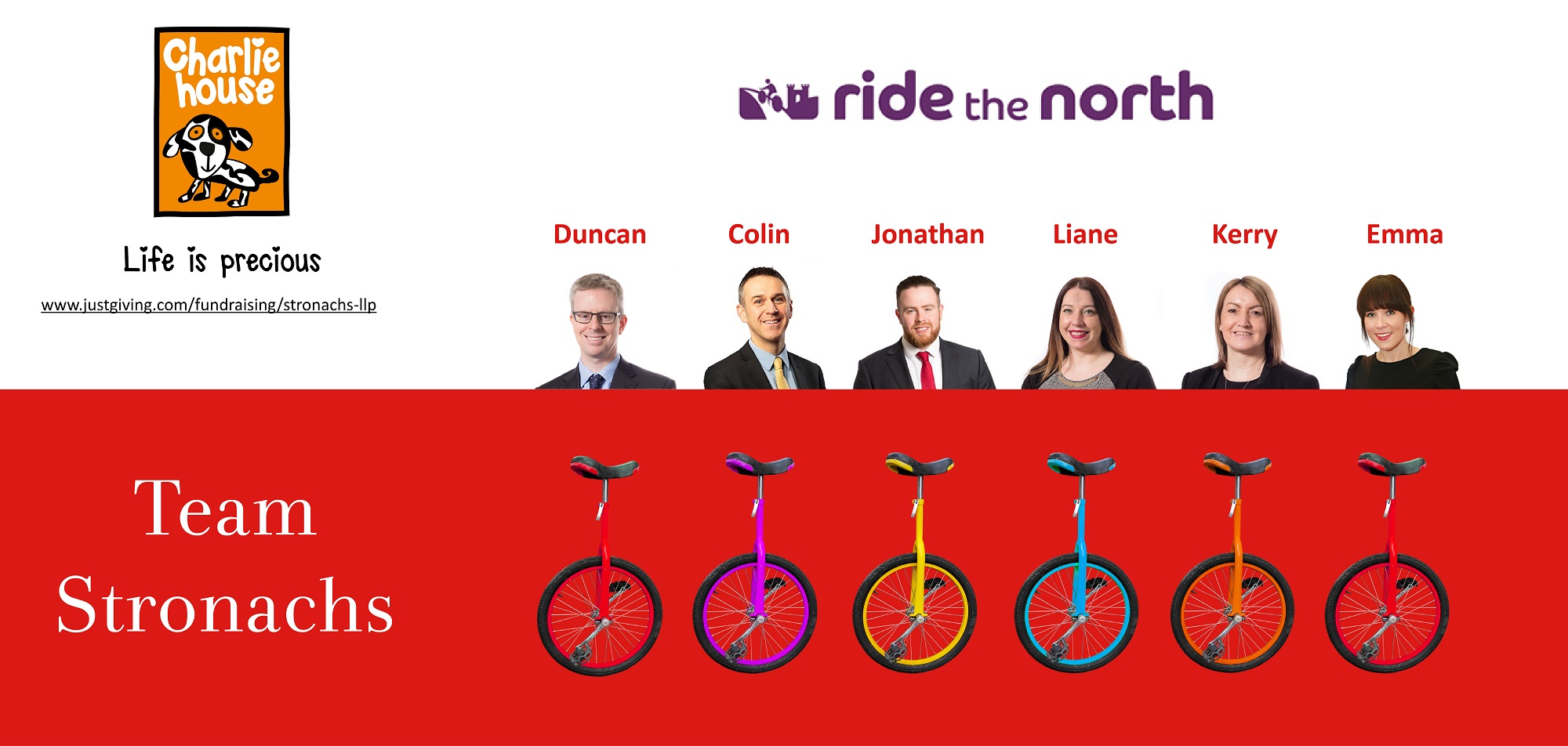 On your bike - it's August, that means Ride the North
