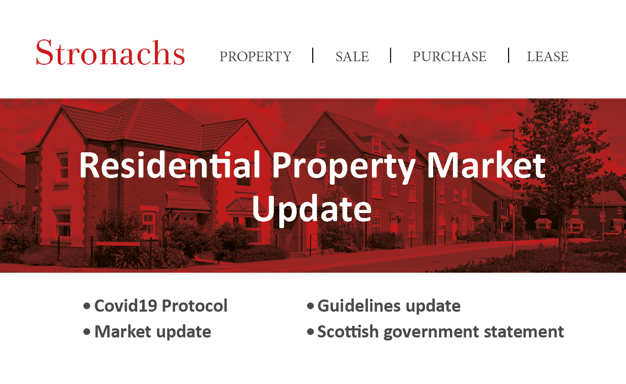 Residential Property Market Update : Sept 20