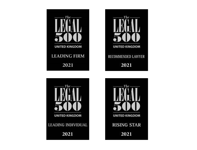 Legal 500 UK Guide 2021